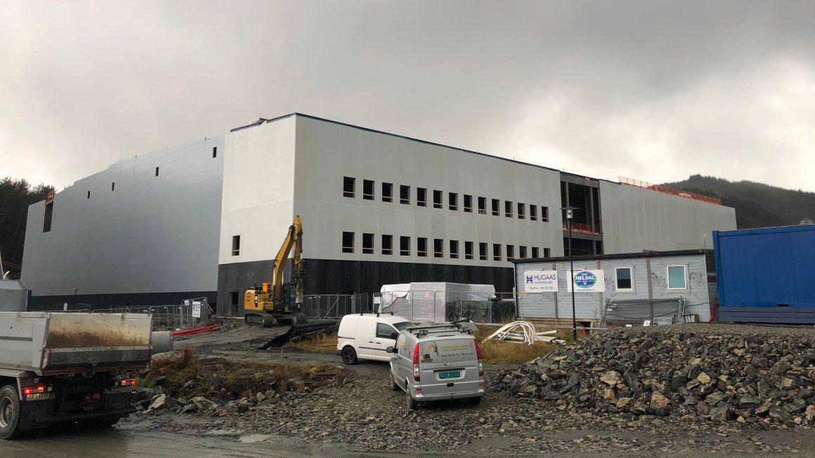 Fremtiden skapes på Arena Nord