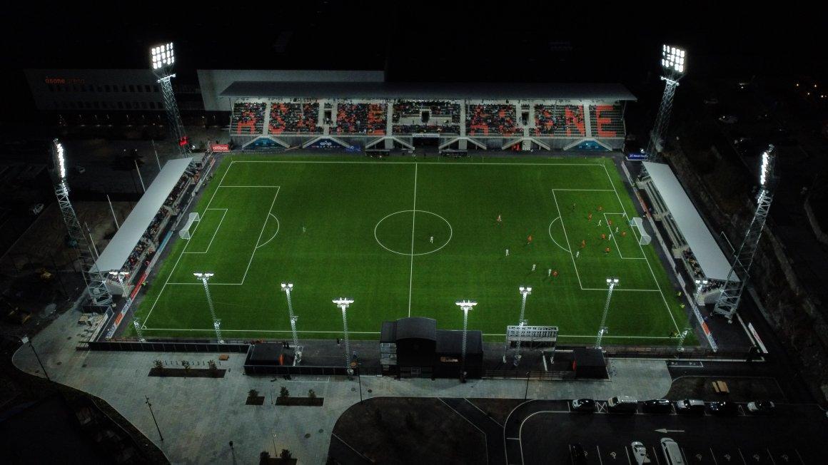 Dette er Åsane Arena