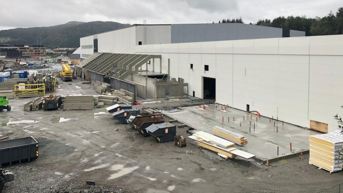 Fremtiden skapes på Åsane Arena