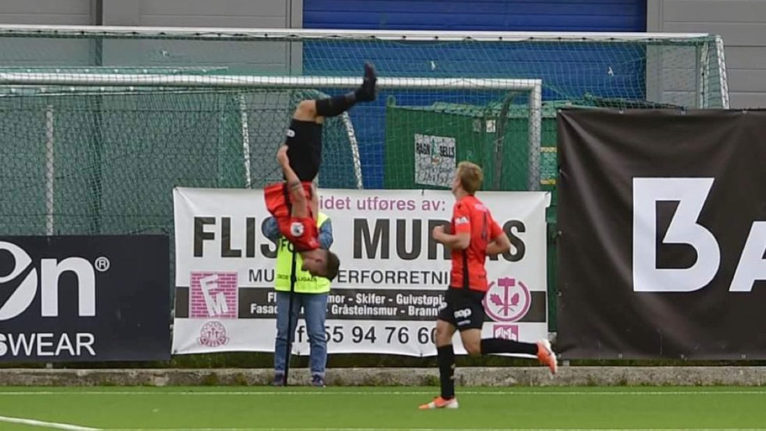 Blomberg salto Grorud